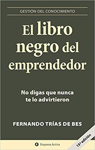El libro negro del emprendedor - librakens
