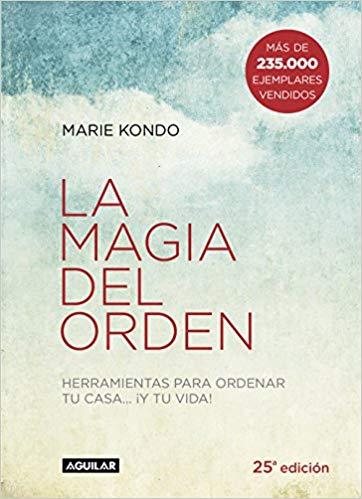 La magia del orden - Marie Kondo - Libros para emprendedores y desarrollo personal